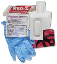7539303 PT# 1905 Spill Kit General Purpose Non-BiohazardFOR Bodily Fluid Spills Ea Made by Motion Medical Distributing