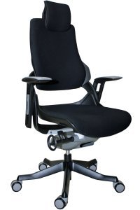 - Eurotech Wau series Mesh Office Chair with White frame by Raynor from Office Chairs Outlet.