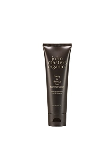 Price comparison product image John Masters Organics Hair Reconstructor, Honey and Hibiscus, 4 Ounce