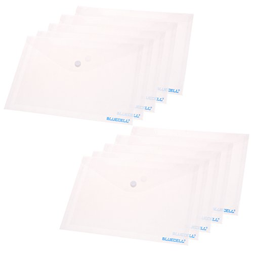 Clear Plastic Pencil Bags - 7