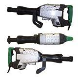 1-1/8'' Demolition Jack Hammer 1400 Watt & Impact Rate