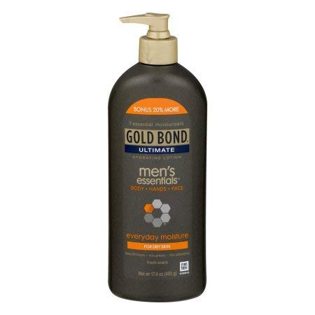 Gold Bond Ultimate Skin Therapy Lotion 16.8 oz (Ultimate Men