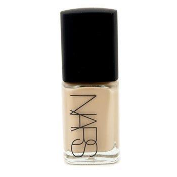 NARS Sheer Glow Foundation - Punjab (Medium 1 - Medium with Golden, Peachy Undertone) - 30ml/1oz ()