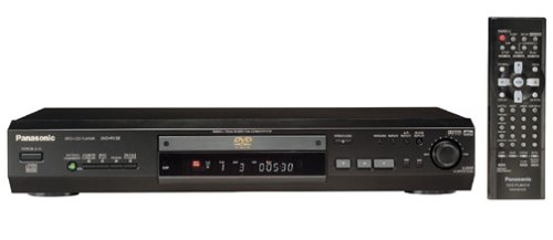 Panasonic DVD-RV32 DVD Player by Panasonic