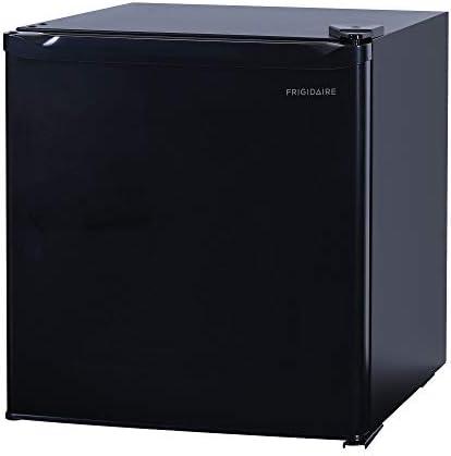 Willz WLR17BK 1.7 cu.ft Renewed Refrigerator Single Door// Chiller Black
