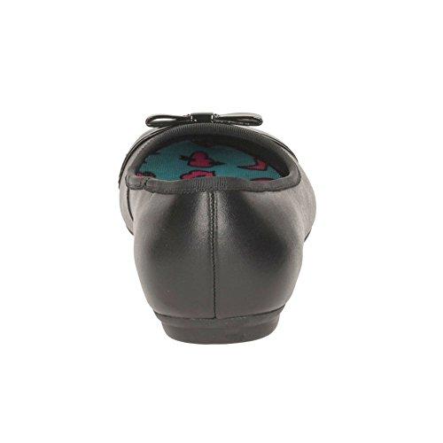 Tizz Fiz Black Leath F 065