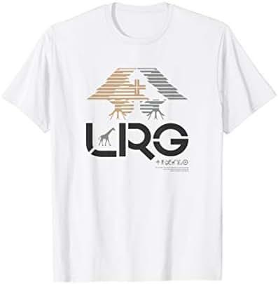 Mens LRG Illusion Tree T-Shirt