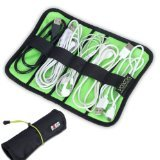 Damai Universal Cable/pens Organizer Stable/ Baby Healthcare & Grooming Kit (Small, Black)