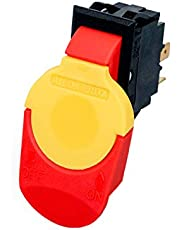 POWERTEC 71390 Safety Paddle Switch, 110V/ 220V
