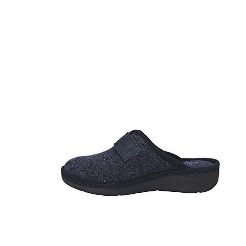 Grunland 47ALDE CI2166 Slipper Women Blue 7KaTsE