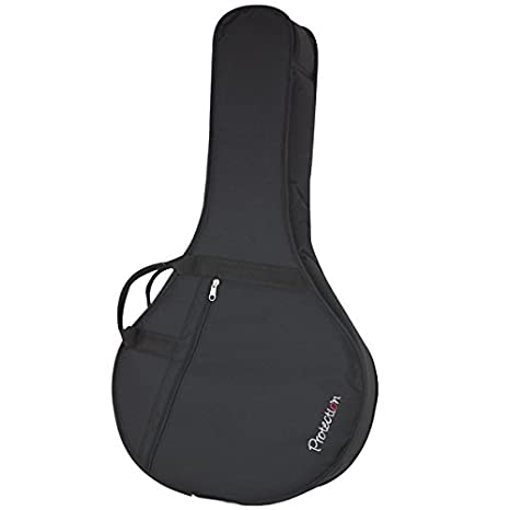 Ortola 0571-001 - Funda guitarra portuguesa, color negro: Amazon ...