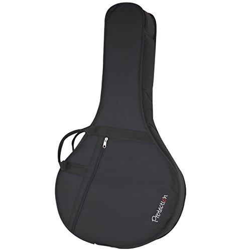 Ortola 0571-001 - Funda guitarra portuguesa, color negro: Amazon ...