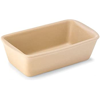 Amazon Com The Pampered Chef Stoneware Loaf Pan Pampered