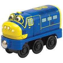 Chuggington Wooden Railway Brewster from TOMY