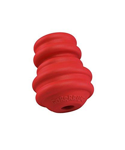 Multi Pet Gorrrrilla Rubber Toy Medium Original Red