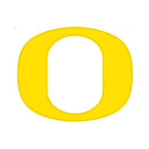 Image of Auto Accessories Oregon, University of S61797 Window Decals