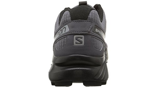 Salomon Men's Speedcross 4 Trail Runner, Dark Cloud, 7.5 M US by Salomon (Image #8)