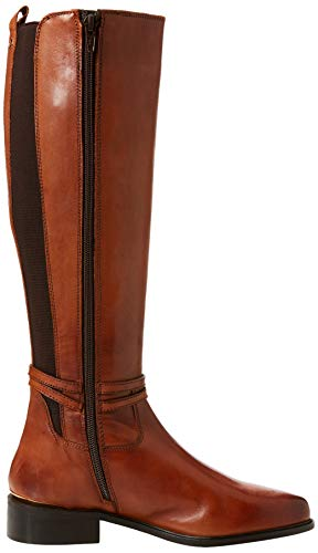 Tan Brown Boots Tan Dune Traviss High Women's YwxAUZ
