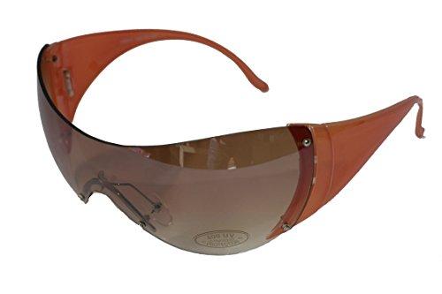 Emeco Society Soleil Size Lunettes Orange braun H5015 Over Opticien High De SRwWSxrnY