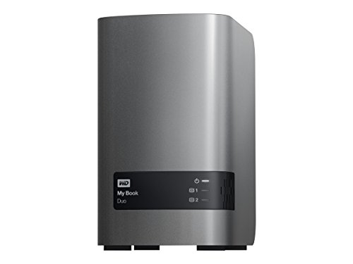 WD My Book Duo dual-drive