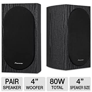 Pioneer SP-BS22-LR Andrew Jones Designed Bookshelf Loudspeakers (B00AX7E61O)   Amazon price tracker / tracking, Amazon price history charts, Amazon price watches, Amazon price drop alerts
