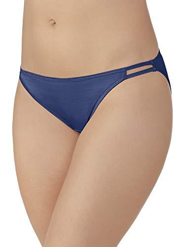 (Vanity Fair Women's Illumination Plus Size Bikini Panty 18810, Admiral Navy,)