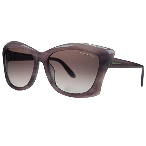 Tom Ford Lana Sunglasses- FT 280 83Z - Tom Pads Nose Glasses Ford