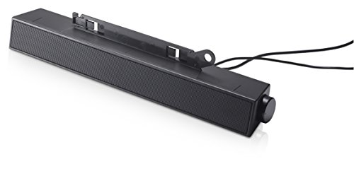 DELL AX510 Sound Bar Speaker - Black