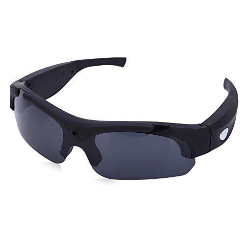 SM 16C Multi-function 1080P HD Polarized Sunglasses Camera Video Audio Recorder Eyewear - Sunglasses Audio