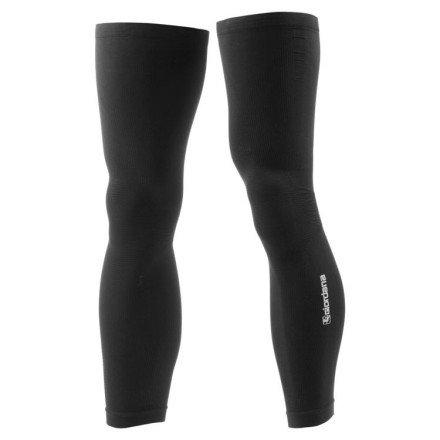 Giordana FR-C Seamless Cycling Leg Warmers - Black - GI-W1-L