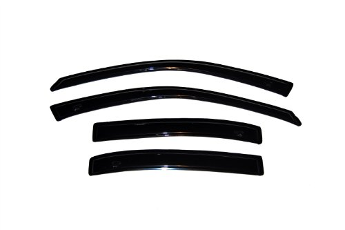 Auto Ventshade 94007 Original Ventvisor Window Deflector, 4 Piece