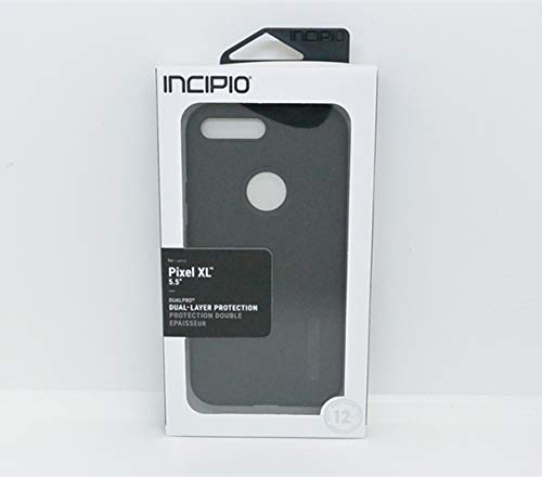 Incipio DualPro Case for Google Pixel XL Smartphone - Black
