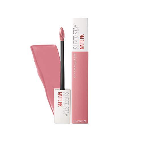 Maybelline SuperStay Matte Ink Liquid Lipstick, Dreamer, 0.17 fl. oz.