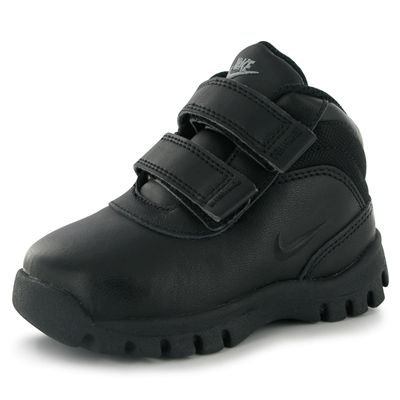 Nike Mandara 472673-1 Enfant Botte Noir