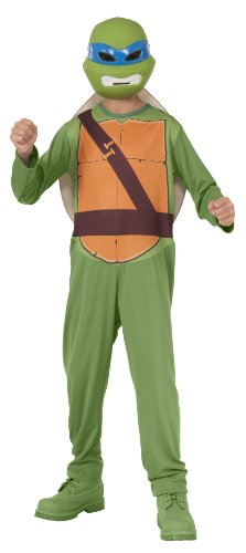 Teenage Mutant Ninja Turtles Leonardo Action Costume Set