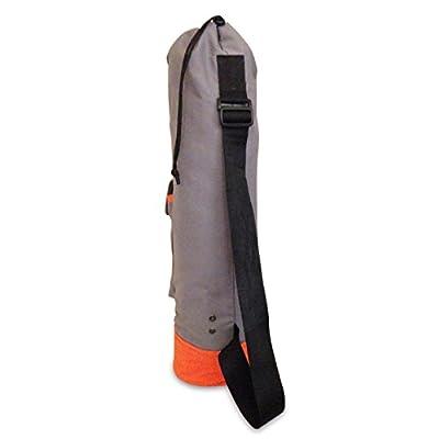 ZenGear Yoga Mat Bag with Cargo Pocket - Yoga Bags for Men & Women - Best Yoga Bag for Mat