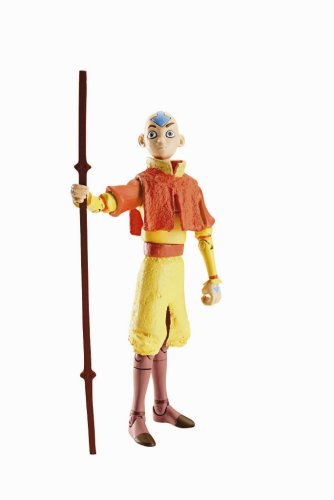 aang action figure - 1