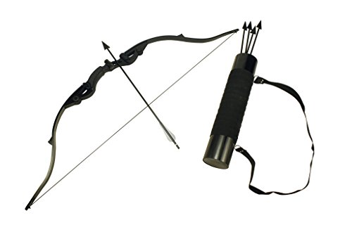 Mtxc Marvel's The Avengers Cosplay Hawkeye Clint Barton Bow and Arrow (Hawkeye Bow And Arrow)