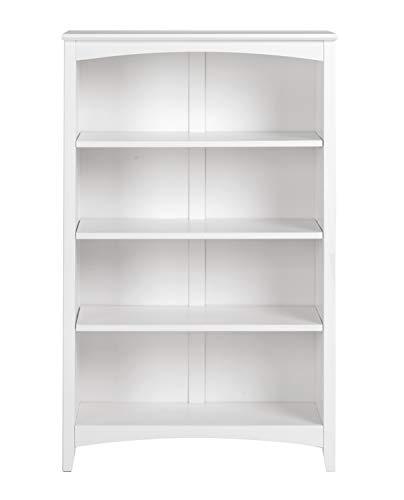 Bookcase Pine Traditional (Camaflexi SHK353 Shaker Style Bookcase, 48