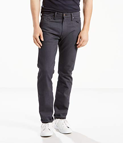 Levi's Men's 513 Slim Straight Jean, Stealth, 29W X, used for sale  Delivered anywhere in USA