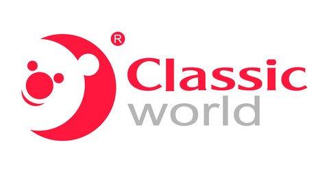 CW-3326 Caminador educativo 2 en 1 CLASSIC WORLD