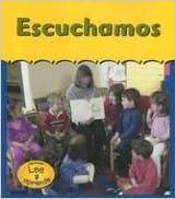 Descarga de manual de datos de cálculos electrónicos Escuchamos: 1 (Tu Y Yo / You and Me) in Spanish MOBI 1403444315