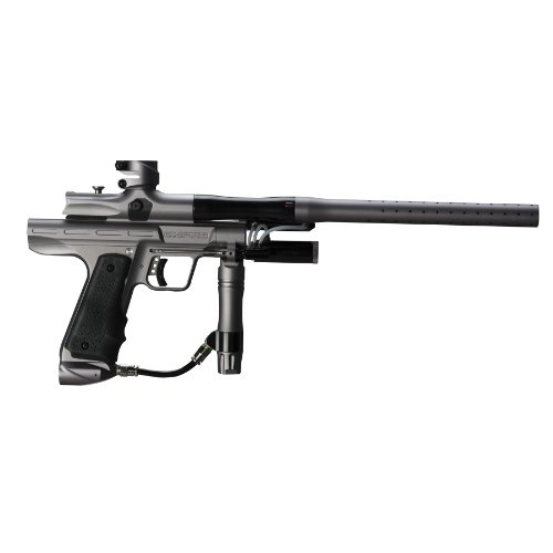 Autococker Gun - Empire Paintball Resurrection Autococker, Dust Grey