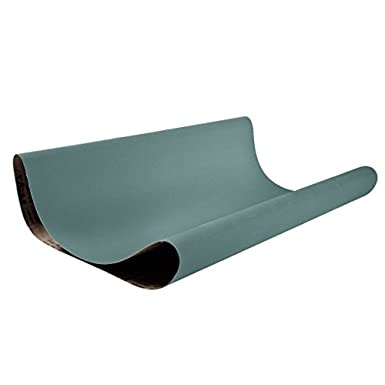 3-1//2 Width Cloth Backing VSM 213354 Abrasive Belt Pack of 10 320 Grit Silicon Carbide Fine Grade Black 15-1//2 Length 3-1//2 Width 15-1//2 Length VSM Abrasives Co.