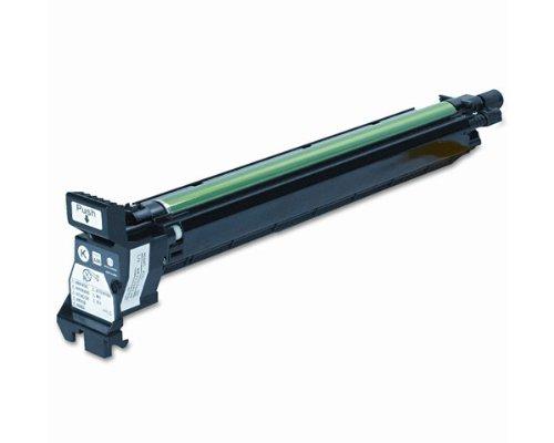Magicolor 7450 Laser Printer - Konica MagiColor 7450 Color Laser Printer Black Drum - 50,000 Pages