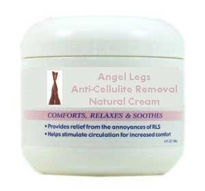 Jambes ange crème dépilatoire anti-cellulite naturel