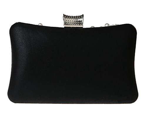 C&T Equipaje de cabina, color plateado, talla Negro - negro