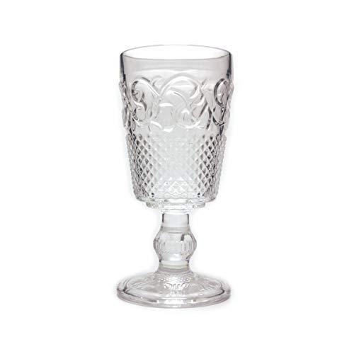 Antique Crystal Goblets - 7