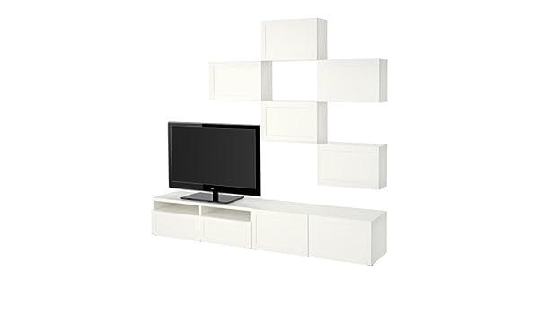 Ikea 12202.23820.3038 - Mueble de TV con Puertas y cajones ...