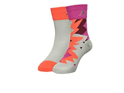 Girl's' Air Jordan Retro 7 High Crew Socks 3Y-5Y/7-9